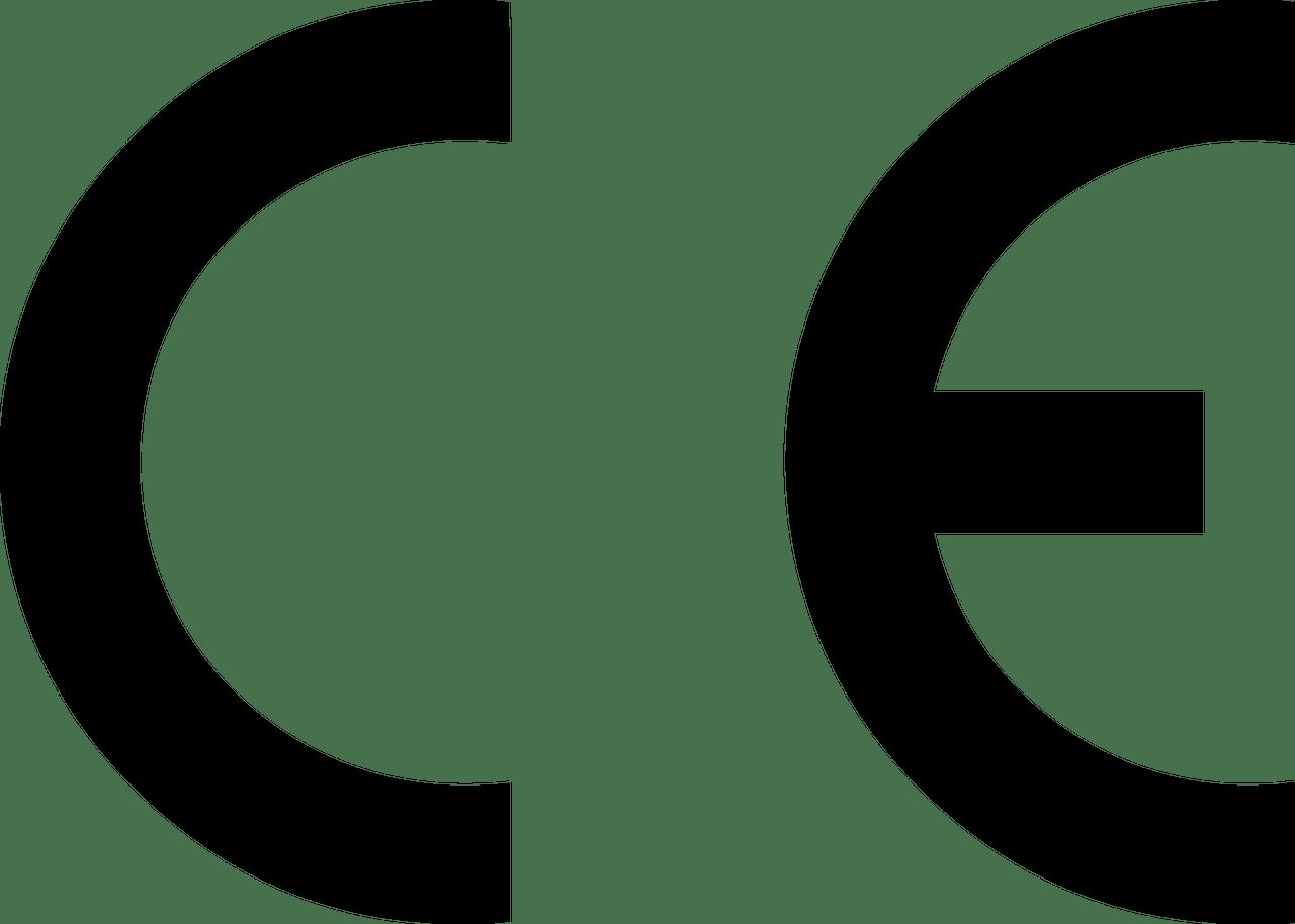 Symbol CE.