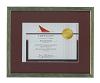 Certyfikat Crestcom Schrag Polska.