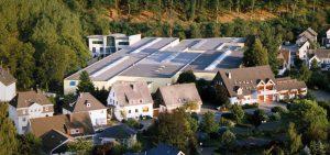 Siedziba główna Schrag producent kształtowników zimnogiętych, profili Z, profili C, konstrukcji fotowoltaicznych, profili kontenerowych, elewacji, obróbek blacharskich.