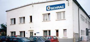 Siedziba Schrag Lipsk producent kształtowników zimnogiętych, profili Z, profili C, konstrukcji fotowoltaicznych, profili kontenerowych, elewacji, obróbek blacharskich.
