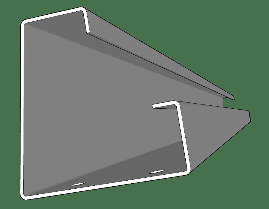 Profil G, rygle okapowe Schrag Polska.