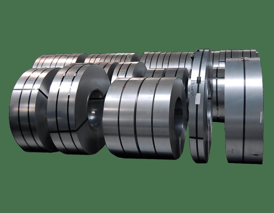 Kręgi blachy stalowej ocynkowanej do produkcji kształtowników zimnogiętych, obróbek blacharskich, konstrukcji fotowoltaicznych, profili kontenerowych.